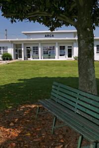 Bench at ARCA